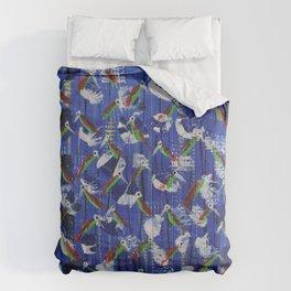 Love Birds II Comforters