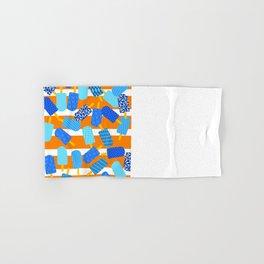 Santorini Popsicles Hand & Bath Towel