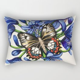 Summer Visitor Rectangular Pillow