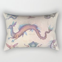 Creatures of the Deep Rectangular Pillow