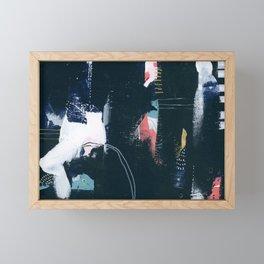 Hidden Notes Framed Mini Art Print