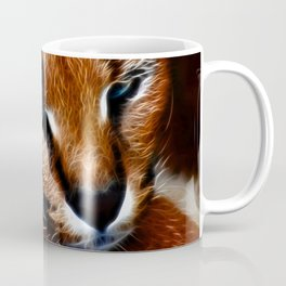 Karakul wildcat Coffee Mug