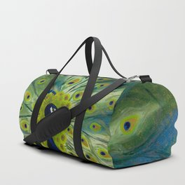 MONSIEUR PEACOCK Duffle Bag