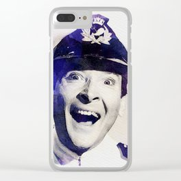 Kenneth Williams, Carry On Actor Clear iPhone Case