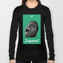 Judgement Vine Tarot Long Sleeve T-shirt