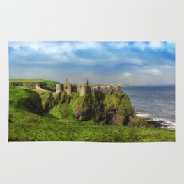 Autumn at Dunluce Rug