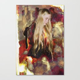 Brianna Canvas Print
