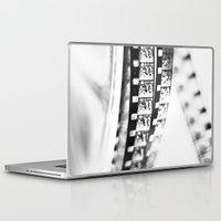 film Laptop & iPad Skins featuring film by Ingrid Beddoes