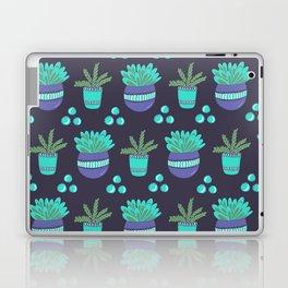 Potted Plants Pattern Laptop & iPad Skin