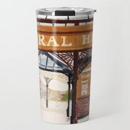 FLORAL HALL Travel Mug