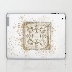Vintage Tin Sketch Laptop & iPad Skin