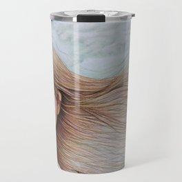 The Sound of the Wind Travel Mug