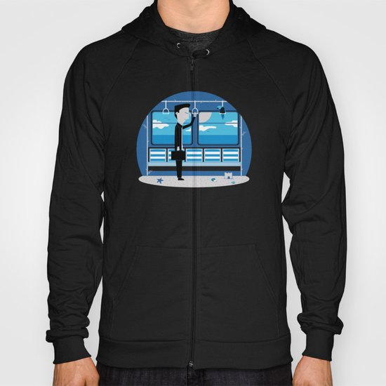 Dreaming of Holidays Hoody