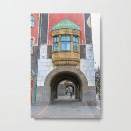 Subotica city hall Metal Print