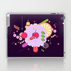 Tasty Visuals - Cherry Poppin' (No Grid) Laptop & iPad Skin