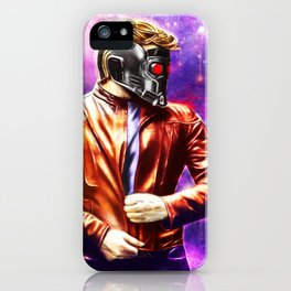Guardians of the Galaxy - Starlord iPhone Case