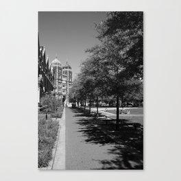 The Quad Canvas Print