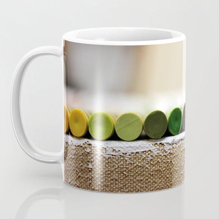 crayons Coffee Mug