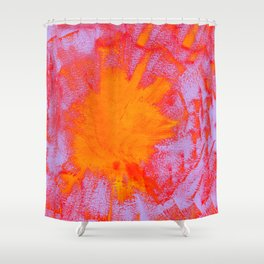 MORE COLOR Shower Curtain