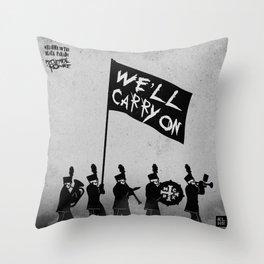 MY CHEMICAL ROMANCE IYENG 4 Throw Pillow