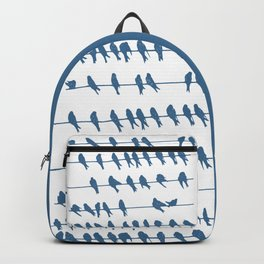 Birds on Wire Backpack