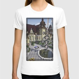 OverCast Peles Castle T-shirt