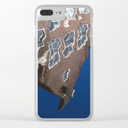 AMSTERDAM 05 Clear iPhone Case