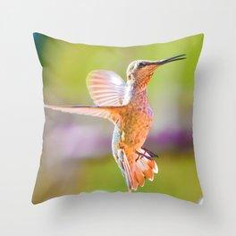 Celebrate Life Throw Pillow