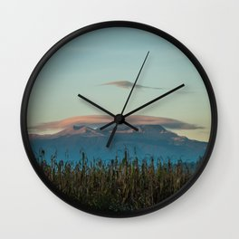 The best view Wall Clock