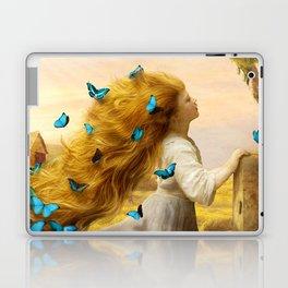 Unfurling Glory Laptop & iPad Skin