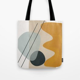 Abstract Shapes No.27 Tote Bag