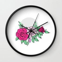 Familia Wall Clock