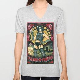 Frank-N-Furter - Rocky Horror Picture Show Unisex V-Neck