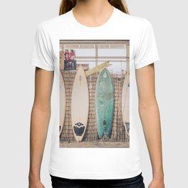 lets surf vii / pensacola beach, florida T-shirt