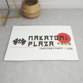 Nakatomi Christmas Party 1988 Artwork for Wall Art, Prints, Posters, Tshirts, Men, Women, Kids Rug