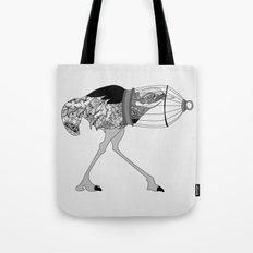 Cowardice Tote Bag