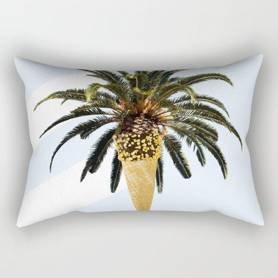 Coconut Ice Cream #society6 #decor #buyart Rectangular Pillow