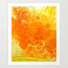 Abstract #52 Art Print
