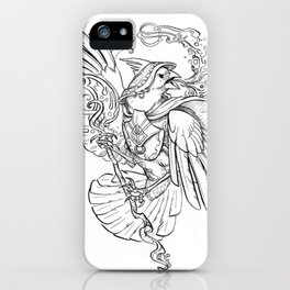 Song of The Mothers iPhone Case