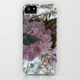 Save Nature iPhone Case