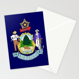 Maine Stationery Cards
