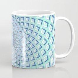 Just Breathe - Mandala Art Coffee Mug
