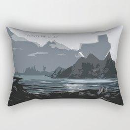 Winterhold College Rectangular Pillow