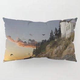 Bass Harbor Head Lighthouse Acadia National Park Pillow Sham
