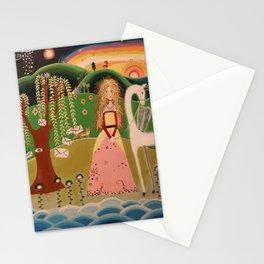 The secret tree Stationery Cards