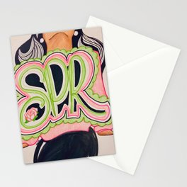 SPR PEARL  Stationery Cards