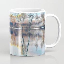 Two seasons with birds  011 21 10 17 Coffee Mug
