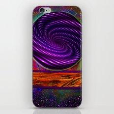 Peek Into The Future iPhone & iPod Skin