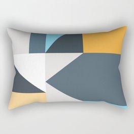 Modern Geometric 61 Rectangular Pillow
