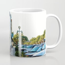Historic Front Street Coffee Mug